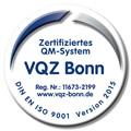 Iso 9001-2015 Zertifizierung